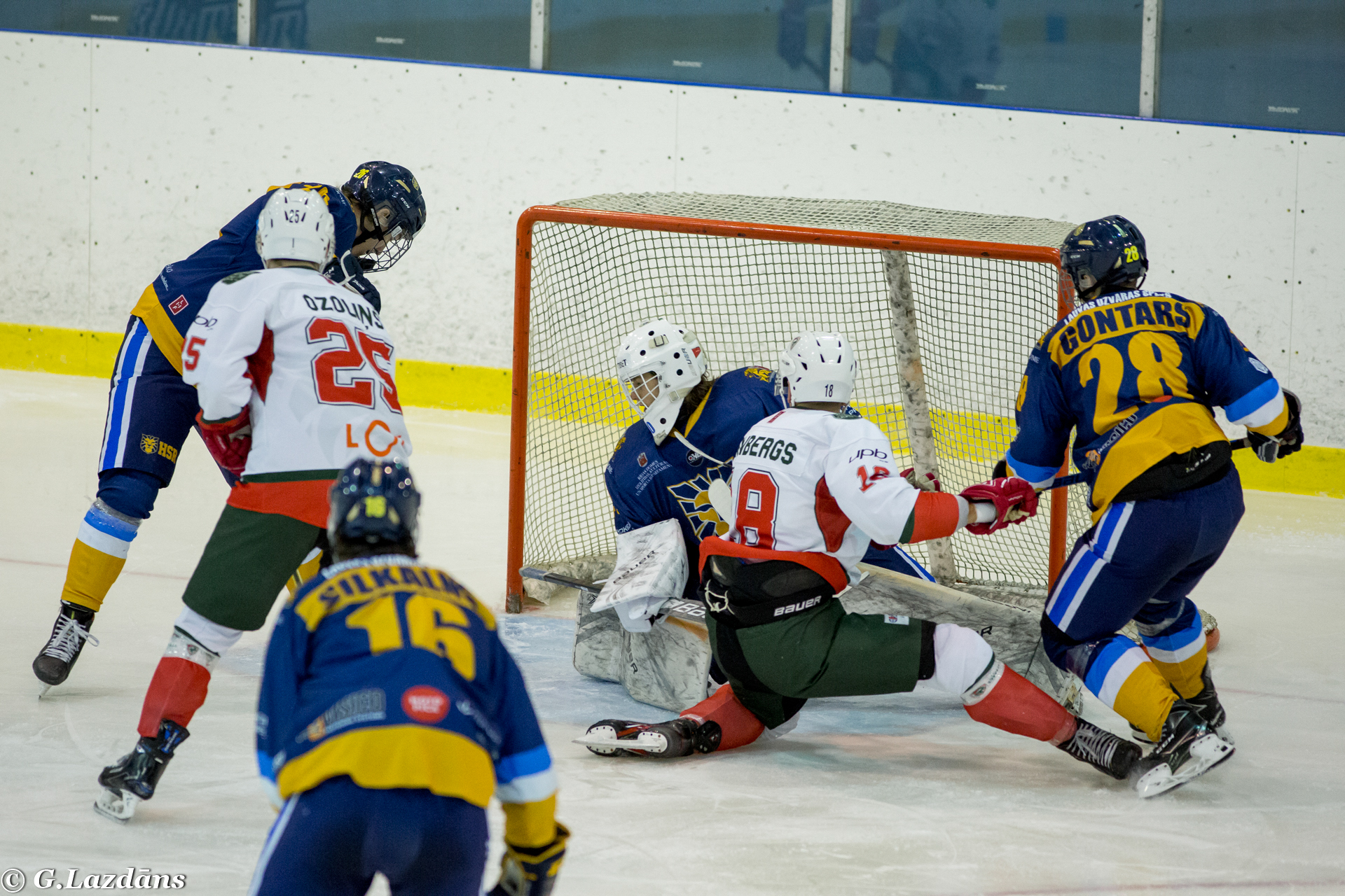 Pirmā spēle jaunajā gadā ar uzvaru 11:0 pret HS Rīga