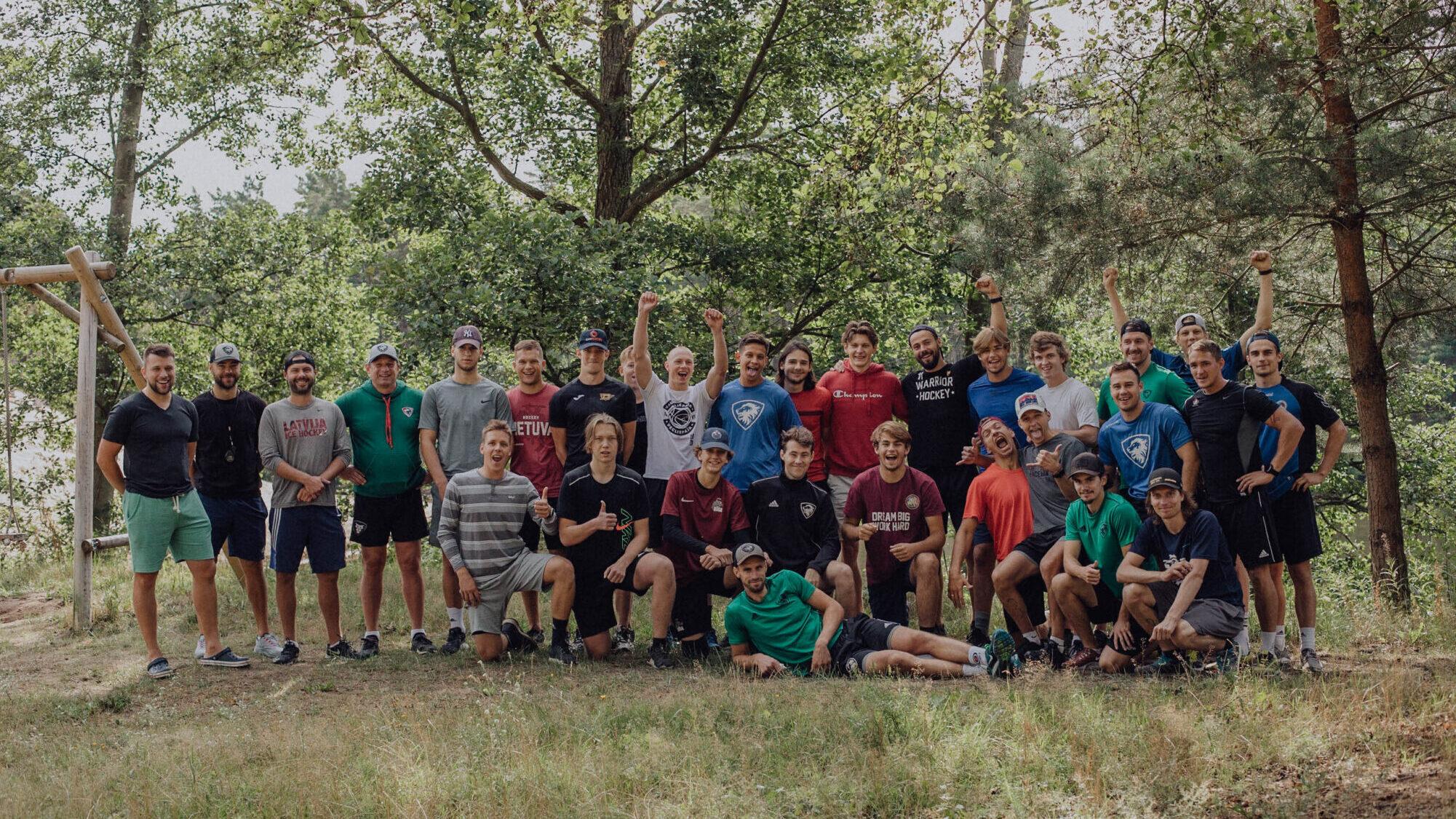 Pirmssezonas sagatavošanās posms – Beberliņu triatlons